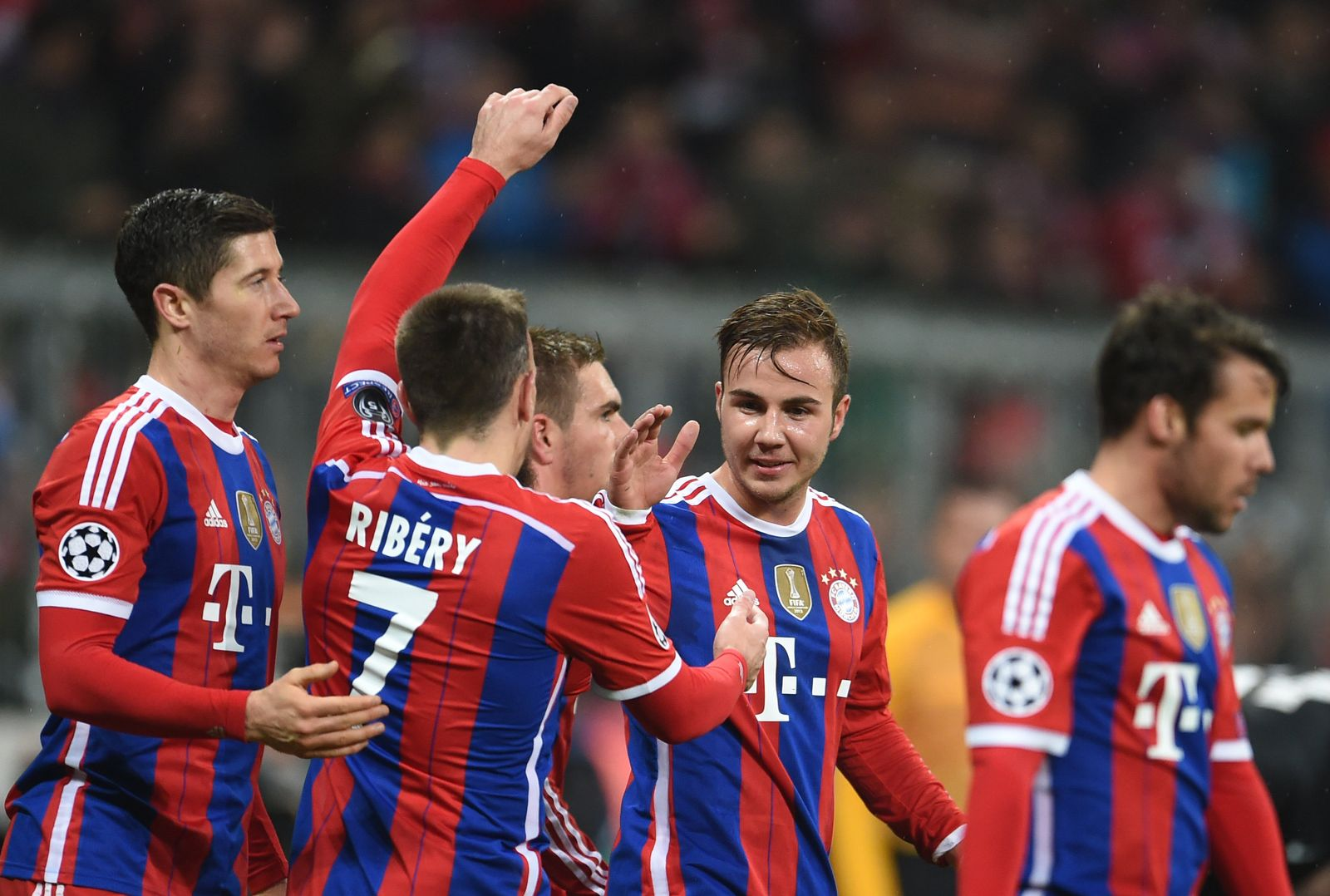 Bayern München - AS Rom