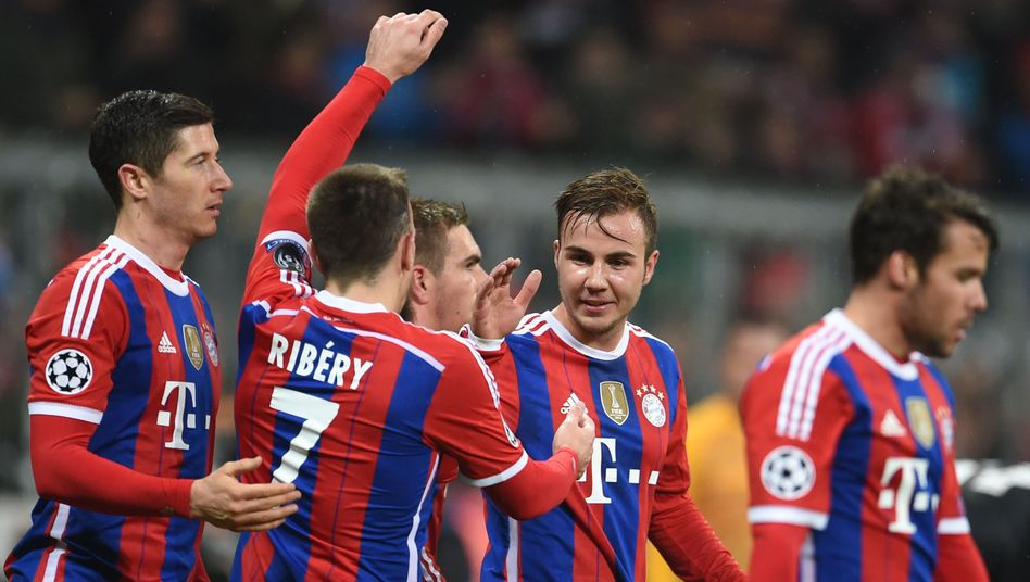 Bayern-Sieg gegen Rom: Bedrohlich souverän