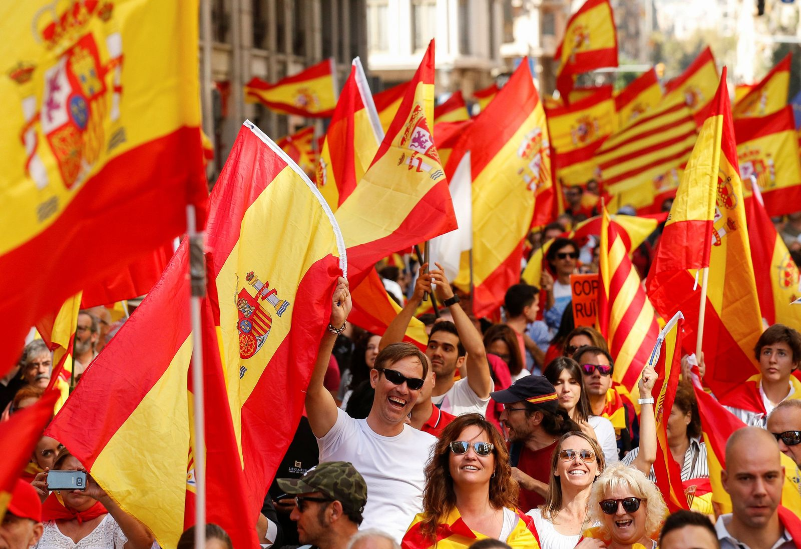 Barcelona Demonstration
