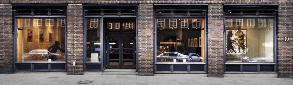 Lombardium-Pfandhaus in Hamburg