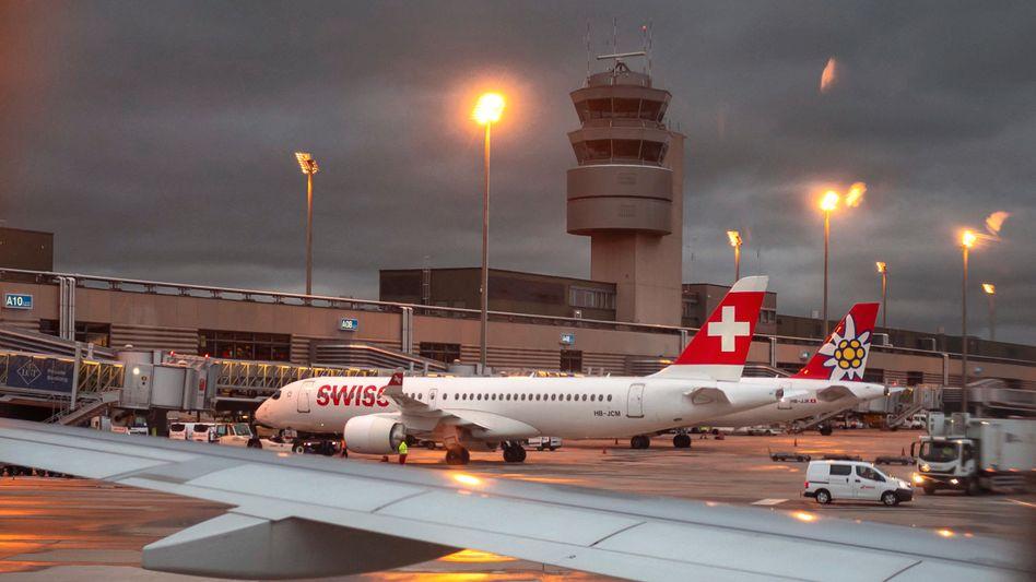 Swiss-Maschine