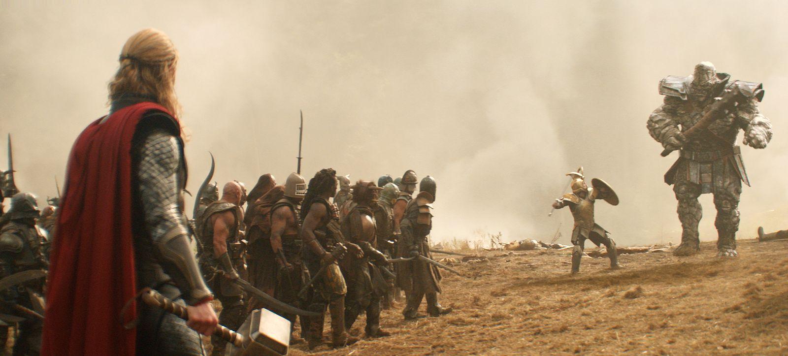 EINMALIGE VERWENDUNG Film/ Thor - The Dark Kingdom