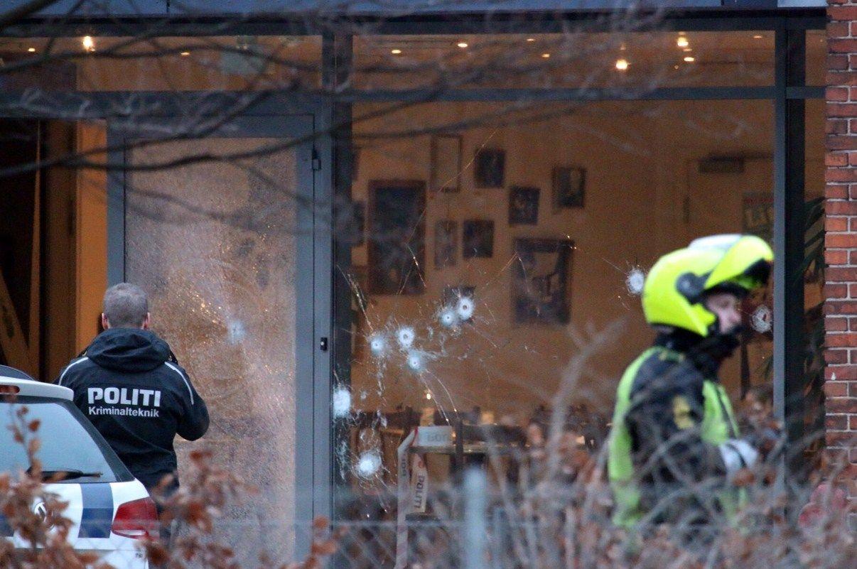 Kopenhagen / Attentat