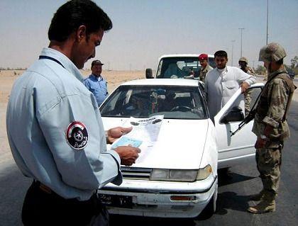 Sicherheitskontrollen: Seit Husseins Sturz wurden 49 irakische Dozenten getötet
