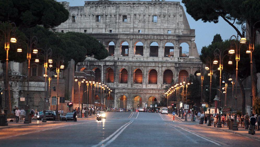 Spendenaufruf zur Denkmalpflege: Rom bröckelt