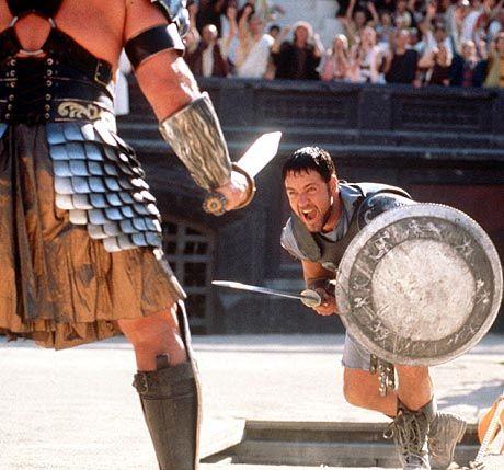 """Der Film """"Gladiator"""": Hier kämpfen nur Männer"""