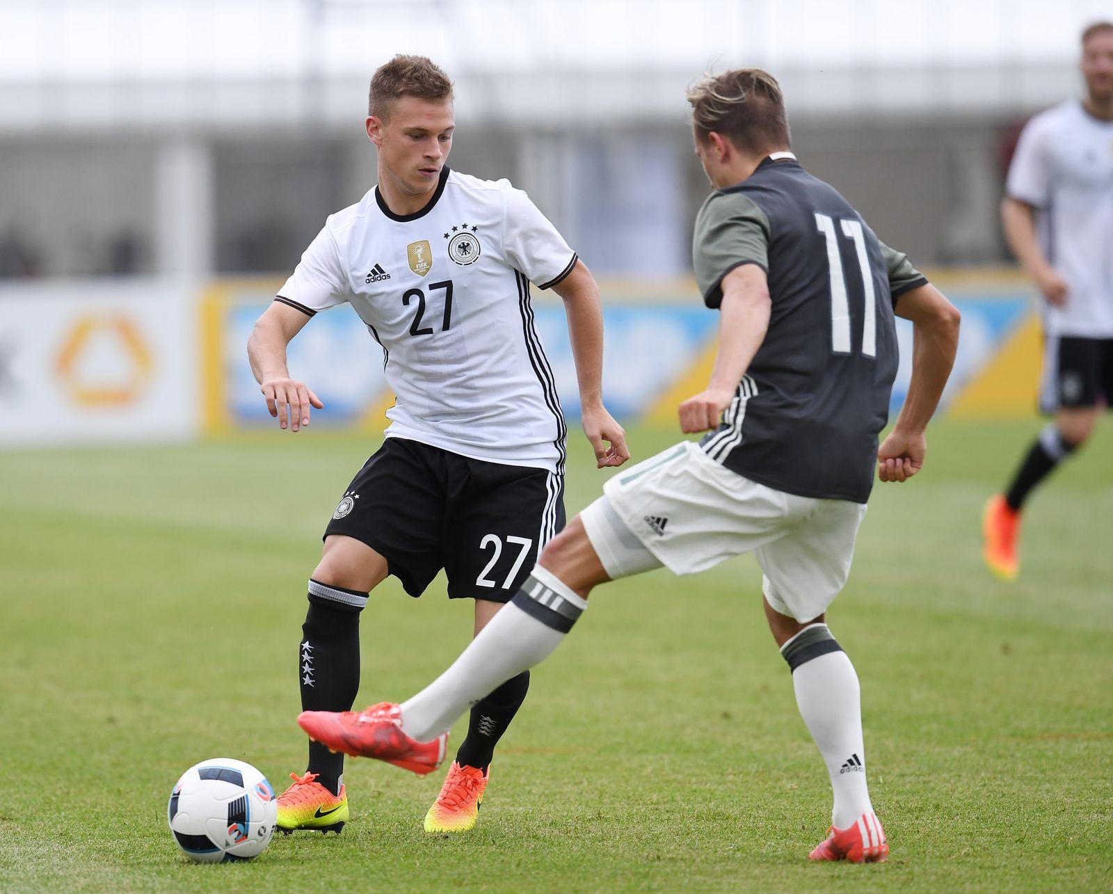 Testspiel Deutschland - DFB-U20