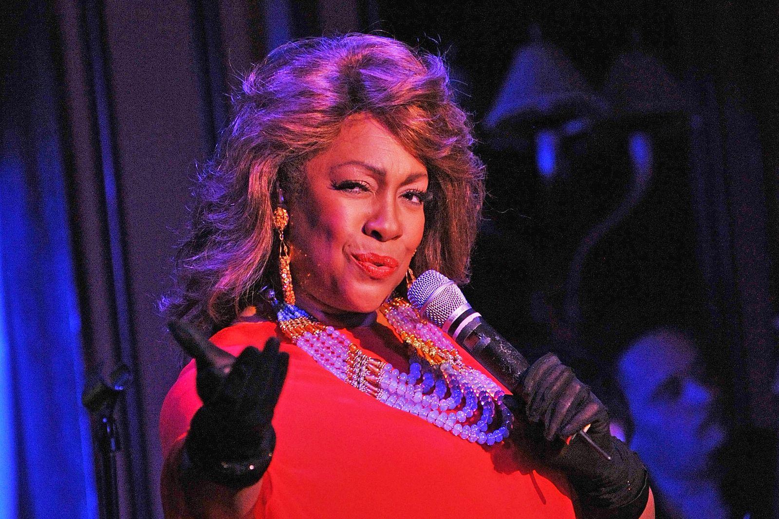 Mary Wilson In Concert - October 2, 2009