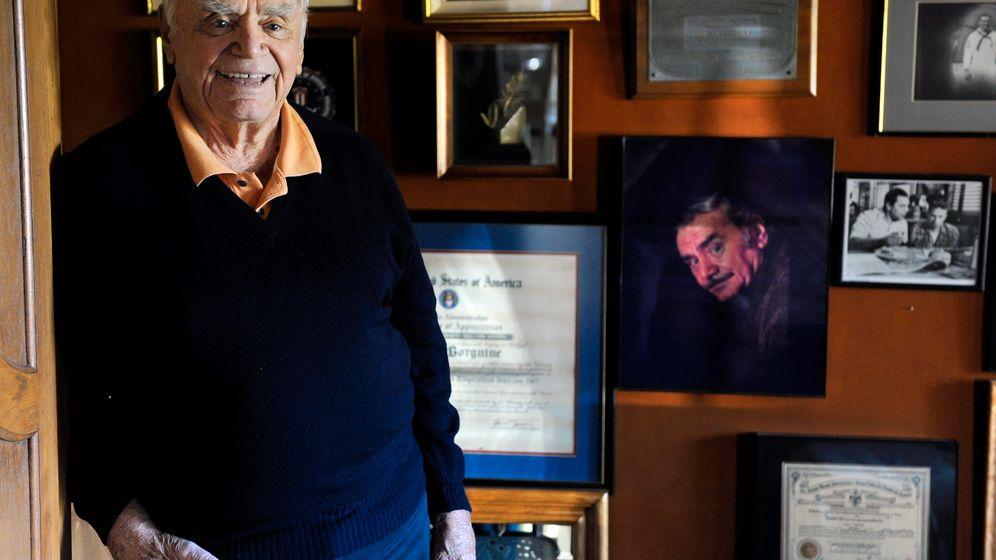Ernest Borgnine: Legende auf Bildschirm und Leinwand