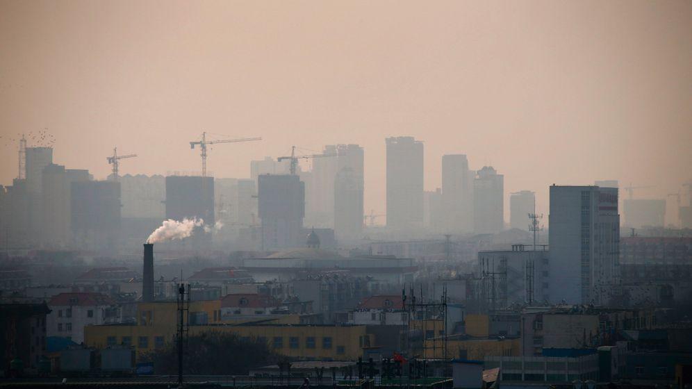 China: Industrieruinen im Wirtschaftswunderland