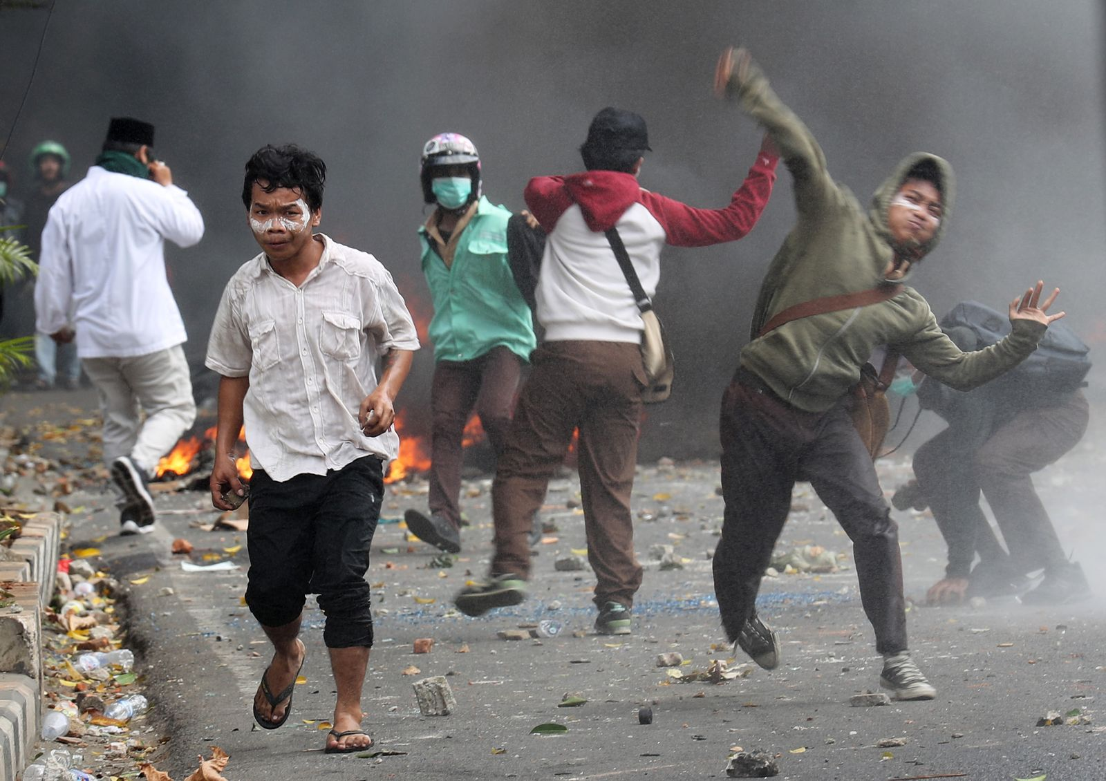 Indonesien Proteste