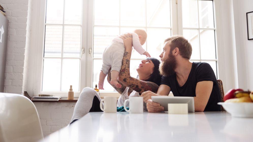 Vater, Mutter, Kind - wer macht was in der Beziehung?