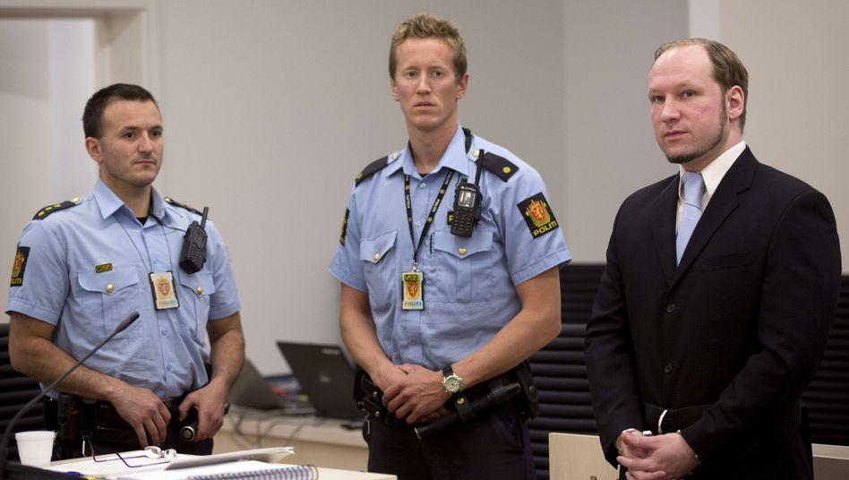 Plädoyers im Massenmörder-Prozess: Ein Gefängnis nur für Anders Breivik