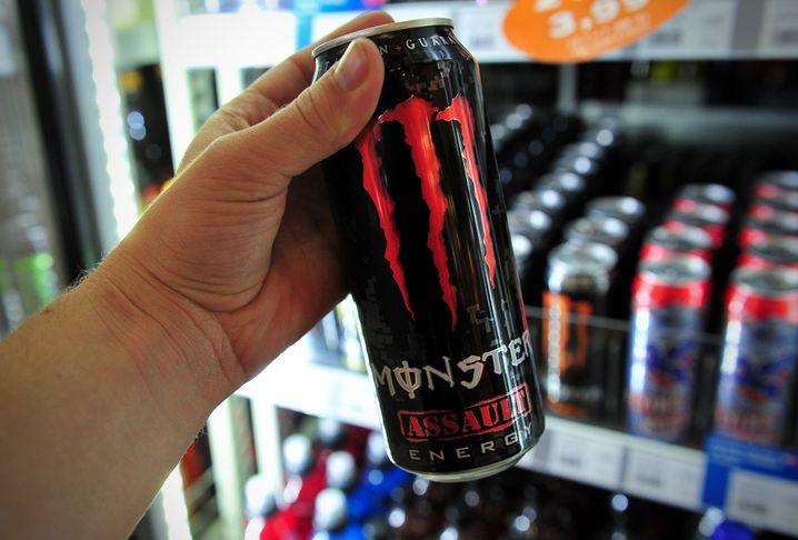 """""""Monster""""-Energydrink"""