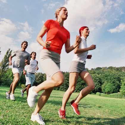 """Jogger: """"Sobald ich die nächste Ausrede parat habe, wieso ich nicht laufen gehen kann, ziehe ich die Laufschuhe an und gehe joggen"""""""