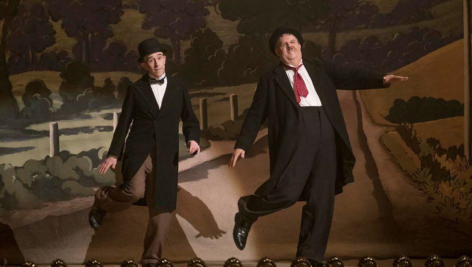 """Filmhommage """"Stan & Ollie"""": Zwei für die Ewigkeit"""