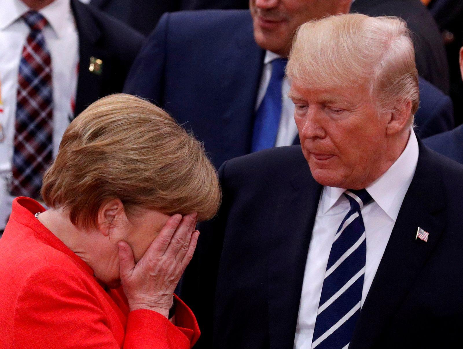 FILE PHOTO: G20 leaders summit in Hamburg