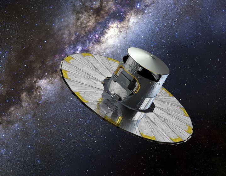 """Weltraumteleskop """"Gaia"""""""
