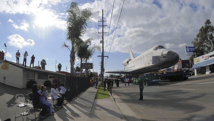 """Space Shuttle: Die letzte Reise der """"Endeavour"""""""