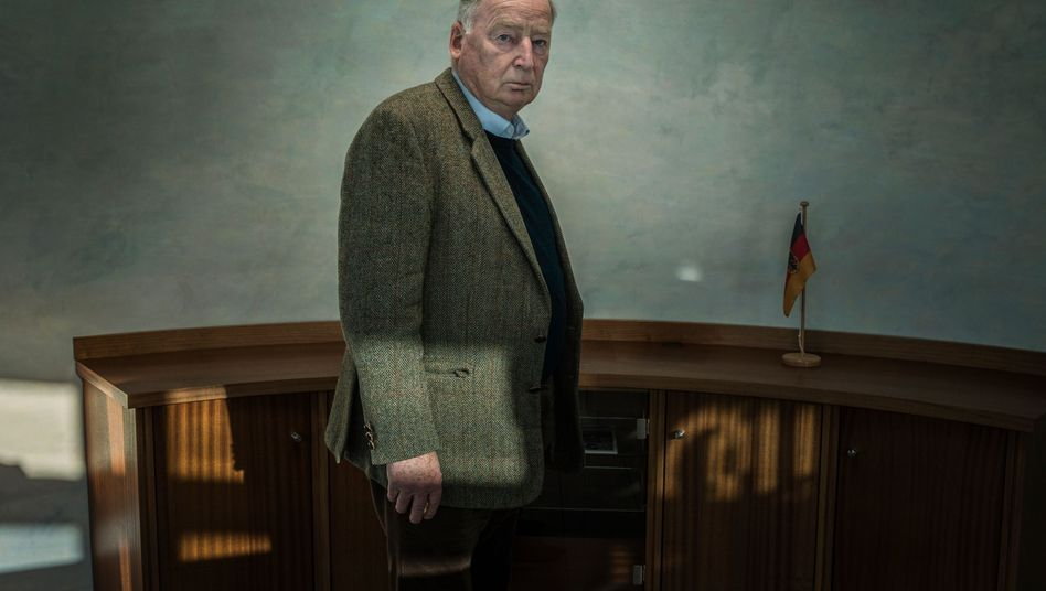 Alexander Gauland is the co-head of Germany's AfD party.