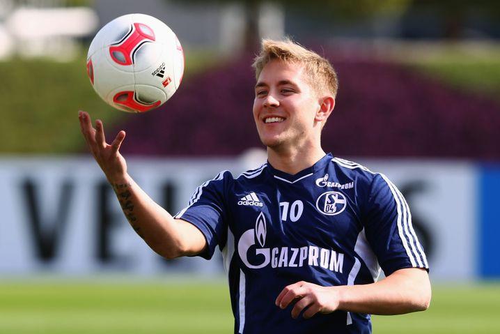 Mittelfeldspieler Holty: Wechsel nach Tottenham