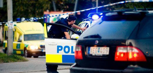 Schweden: Mehrere Verletzte bei Messerattacke in Schweden - Terrorverdacht
