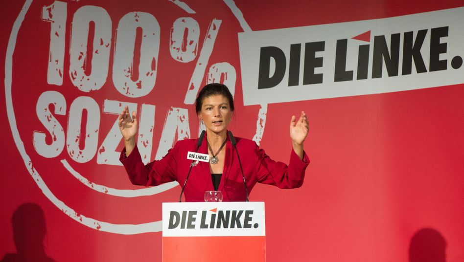 Linke Sahra Wagenknecht: Eurokritische Thesen