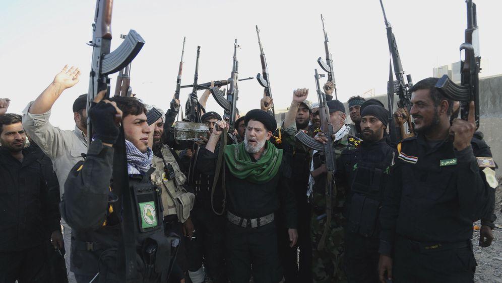 Fotostrecke: Die Schiiten-Milizen rüsten sich
