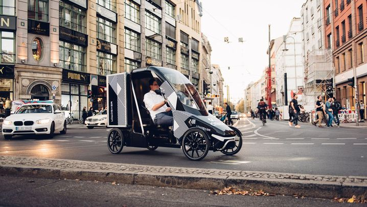 Mikro-Mobilität: Flink und sauber durch die Stadt