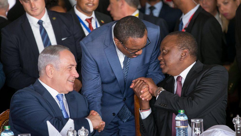 Israels Afrikastrategie: Geben und Nehmen