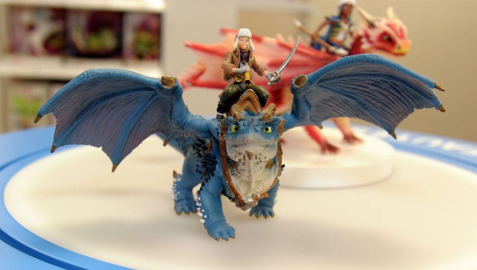 Drachenfigur von Schleich