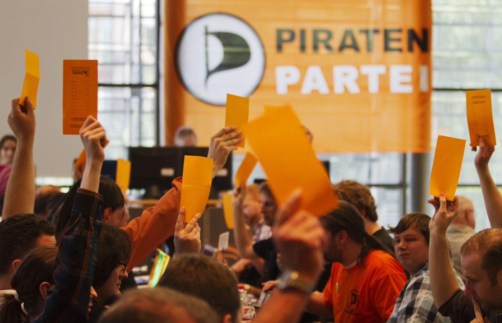 NICHT VERWENDEN Landesparteitag Brandenburg / Piratenpartei