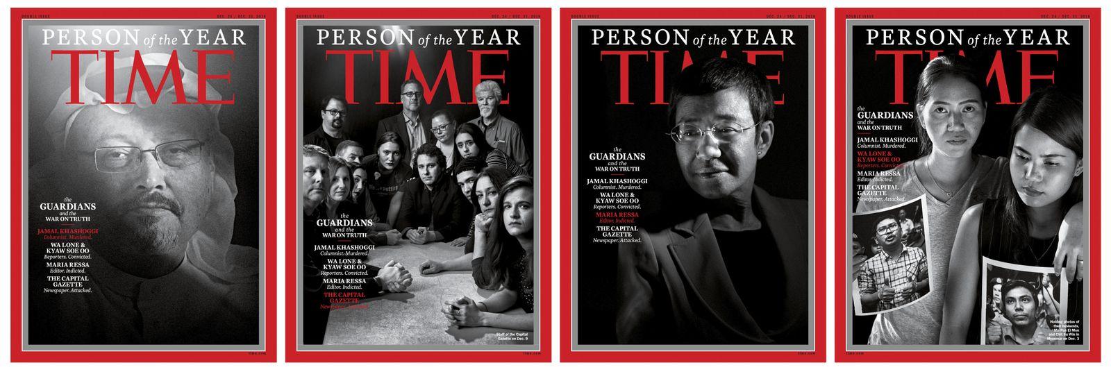 Time magazine/ Maria Ressa