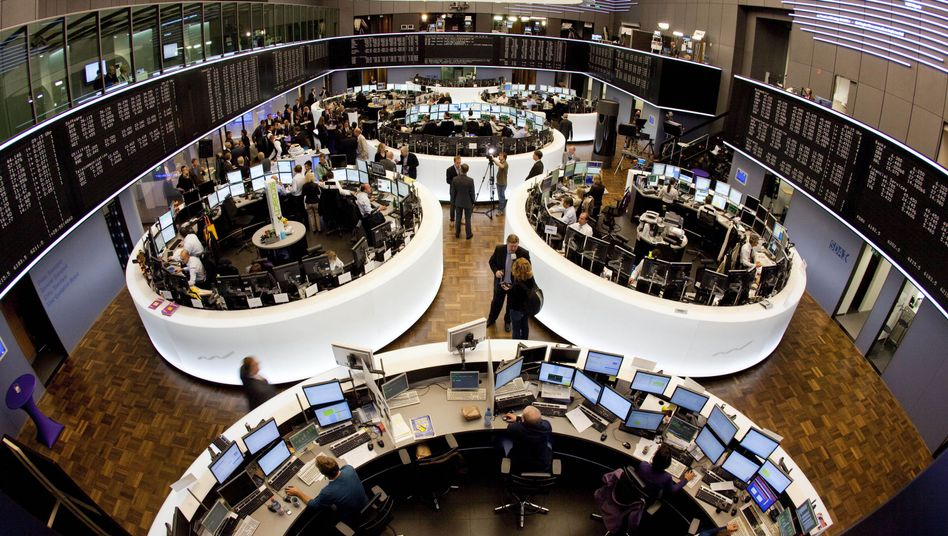 Frankfurter Börse: Dax rutschte am Vormittag in die Verlustzone