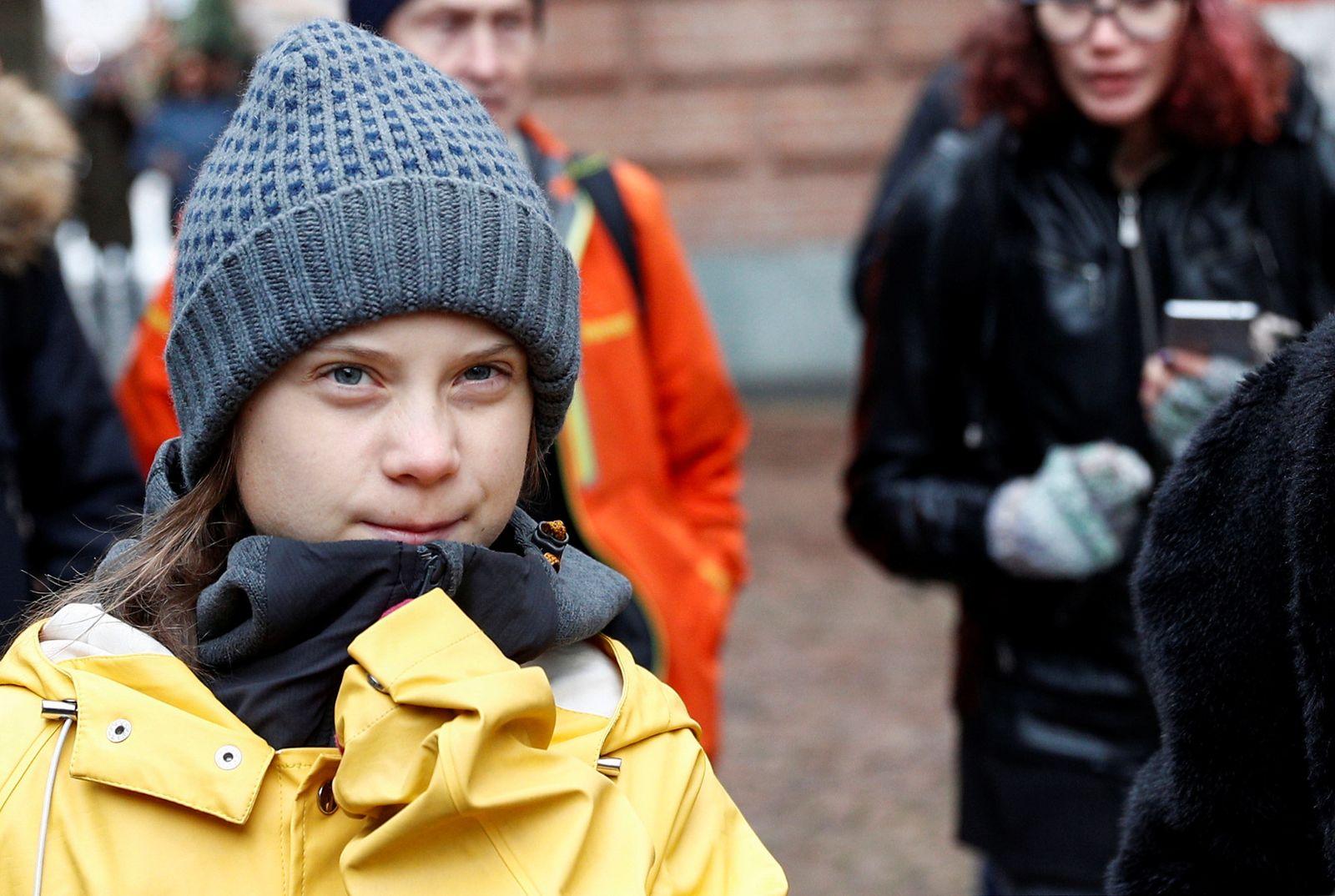 Top-Flops/ 2019/ Mobilitaet/ Greta Thunberg