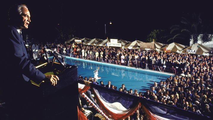 Goldwater-Wahlkampf: Der Körper als politische Waffe