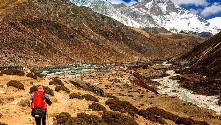 Tour zum Mount-Everest-Basislager: Umringt von Achttausendern