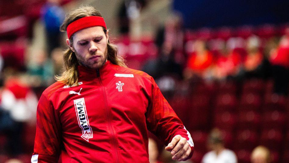 Wer über Dänemarks WM-Aus spricht, kommt an Mikkel Hansen nicht vorbei
