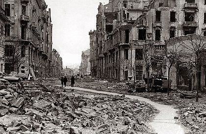 Warsaw was destroyed during World War II, and over 6 million Poles were killed. The Poles are playing the history card in their current dispute with the EU, but with reason.