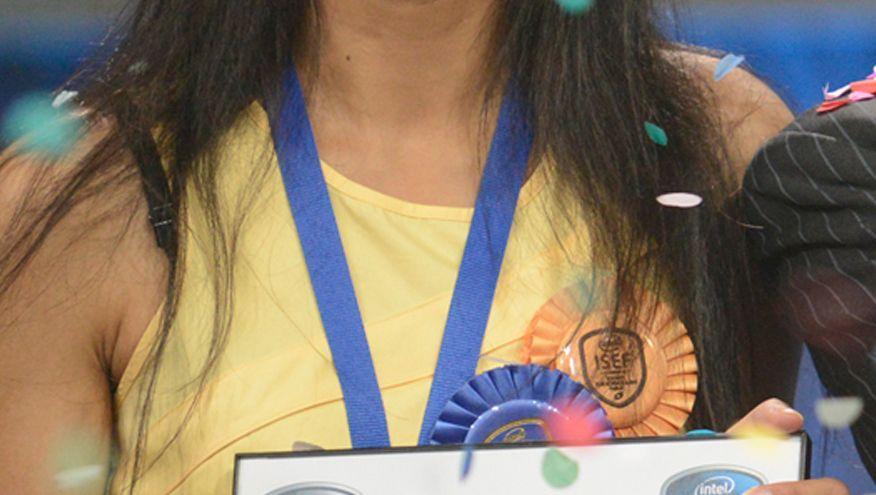 Schülerin Eesha Khare: 50.000 Dollar für neuartigen Stromspeicher
