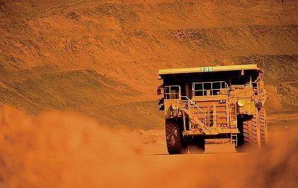 Mine in Australien: Große Bar-Reserven