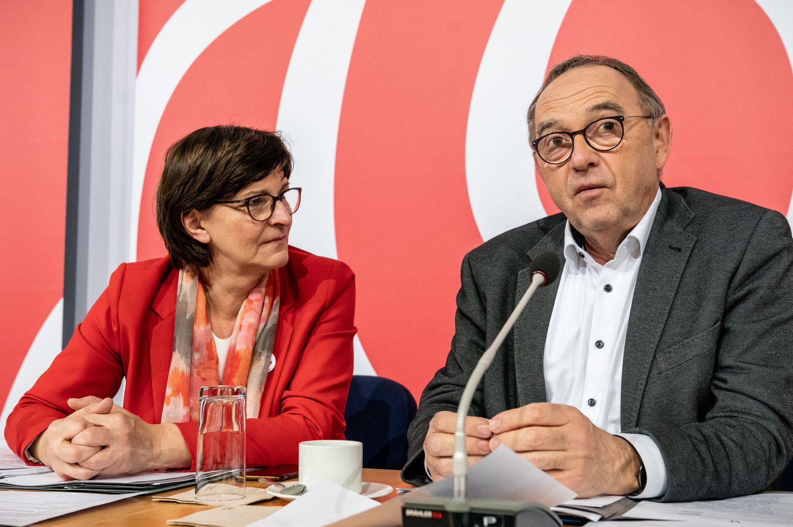 Klausur des SPD-Parteivorstands