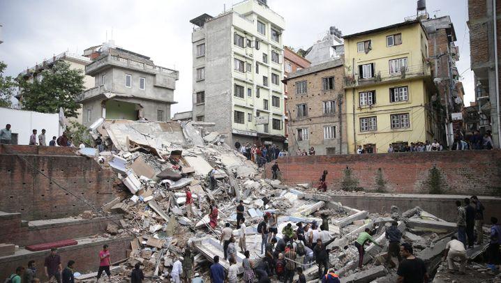 Nepal: Das schlimmste Erdbeben seit 80 Jahren
