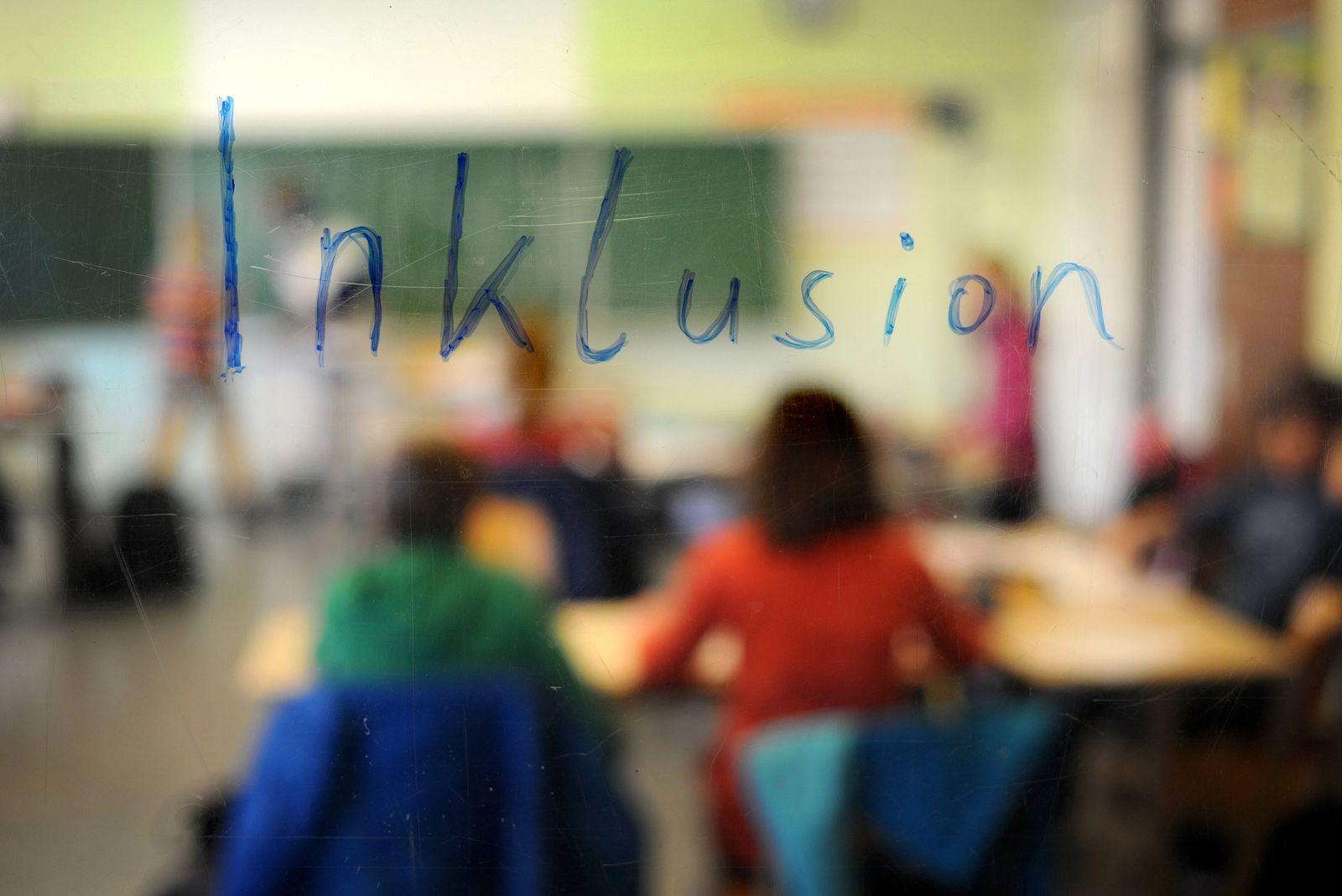 Inklusion/ Förderchschule