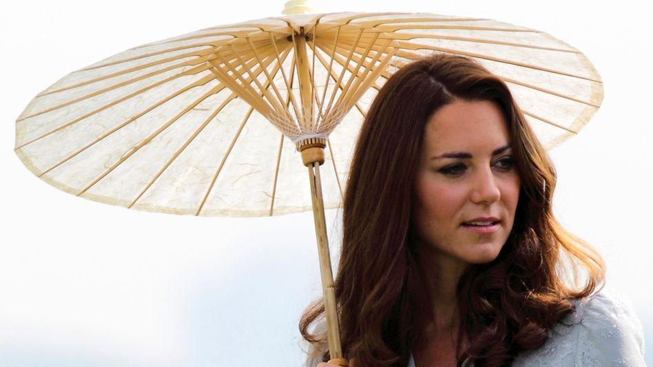 Britische Prinzessin Kate: Rumänische Zeitung macht sich über Zuwanderer-Kampagne lustig