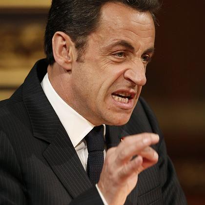 Sarkozy im englischen Parlament: Frankreich wird gegebenenfalls seine Präsenz in Afghanistan verstärken