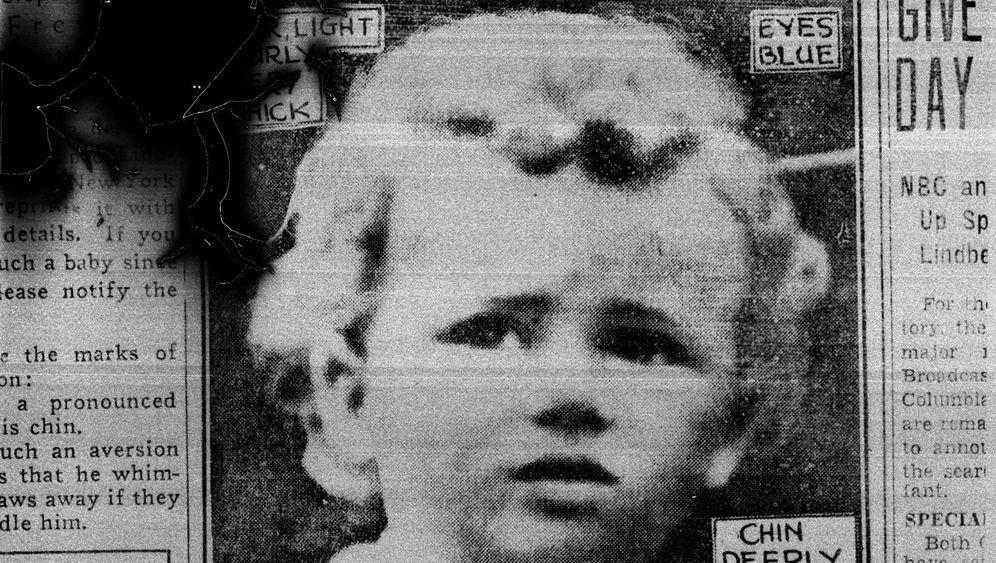 """Entführung des Lindbergh-Babys: """"You gelt the Mony from Mr. Lindbergh"""""""