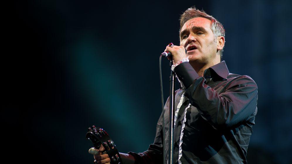 Brit-Star Morrissey: Zurück in den Schlagzeilen