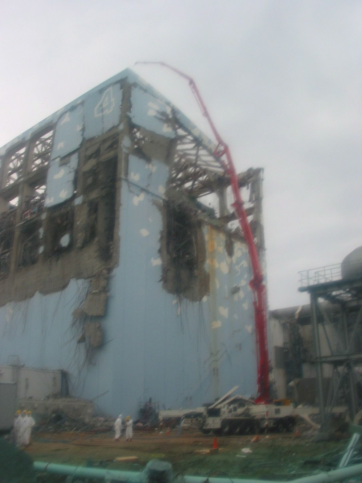 Fukushima/ Reaktor