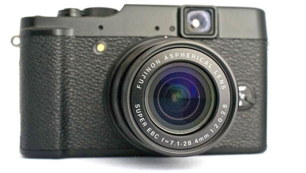 Fujifilm X10: So fotografiert die Gernegroß-Kamera
